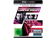 The Fast and the Furious: Tokyo Drift [4K Ultra HD Blu-ray + Blu-ray]