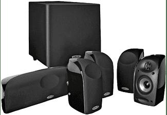 Home Cinema 5.1 - Polk Audio TL1600, 180W, Bass reflex, Negro