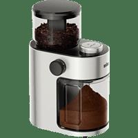 BRAUN G 7070 Kaffeemühle Silber/Schwarz