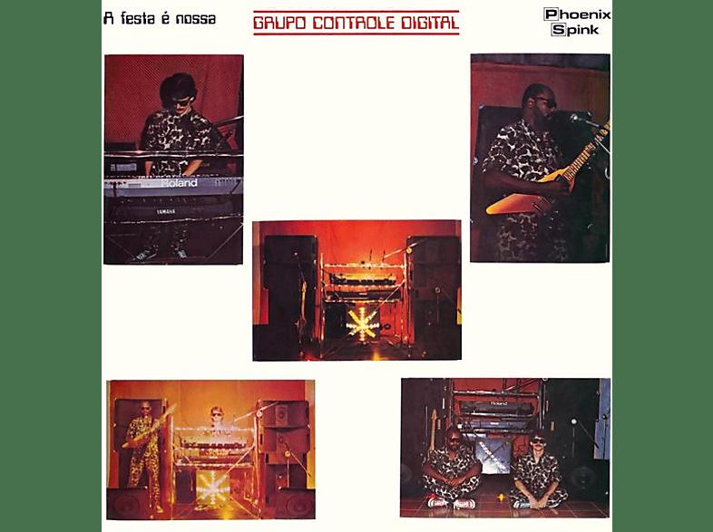 Grupo Controle Digital - A festa e nossa [Vinyl]