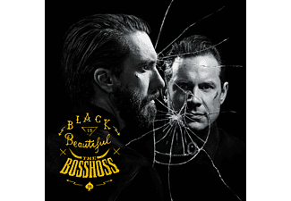 The BossHoss - Black Is Beautiful  - (Vinyl)