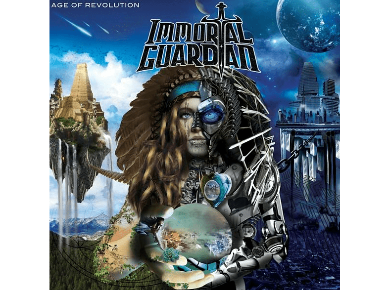 Immortal Guardian - AGE OF REVOLUTION [CD]