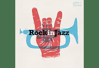 VARIOUS - Rock In Jazz  - (Vinyl)