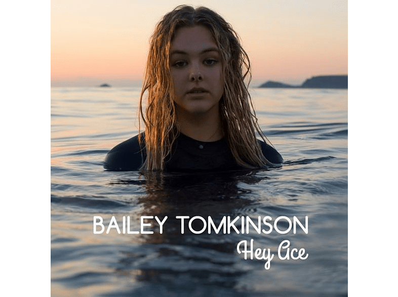 Bailey Tomkinson - HEY ACE (EP) [CD]