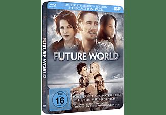 Future World (Limited Steel-Edition/Exkl. MMS) Blu-ray + DVD