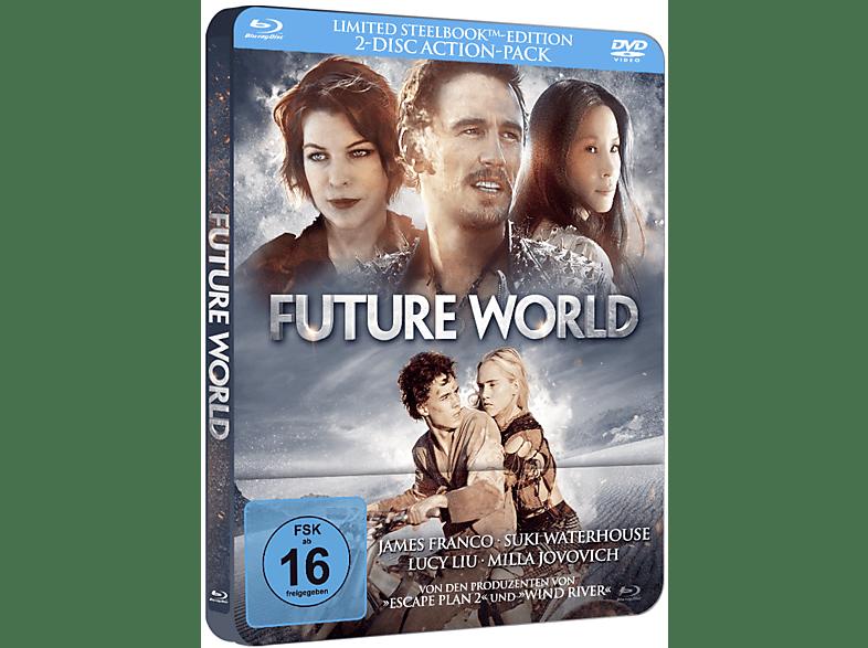 Future World (Limited Steel-Edition/Exkl. MMS) [Blu-ray + DVD]