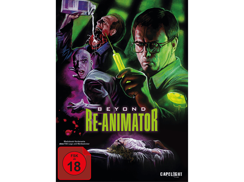 Beyond Re-Animator - 3-Disc Limited Collector's Edition [Blu-ray + DVD]