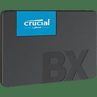 CRUCIAL BX500, 120 GB SSD, 2.5 Zoll, intern