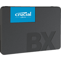 CRUCIAL BX500, 240 GB SSD, 2.5 Zoll, intern