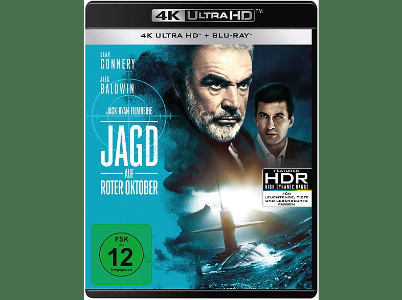 Jagd auf Roter Oktober [4K Ultra HD Blu-ray]