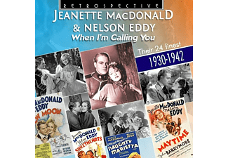 MacDonald, Jeanette / Eddy, Nelson - When I'm Calling You - (CD)