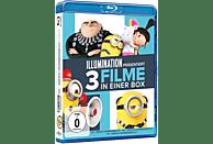 Ich-Einfach unverbesserlich 1-3 Collection [Blu-ray]