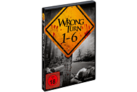 Wrong Turn 1-6 [DVD]