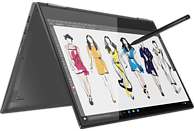 LENOVO Yoga 730, Convertible mit 15.6 Zoll Display, Core™ i7 Prozessor, 16 GB RAM, 512 GB SSD, GeForce® GTX 1050, Iron Grey