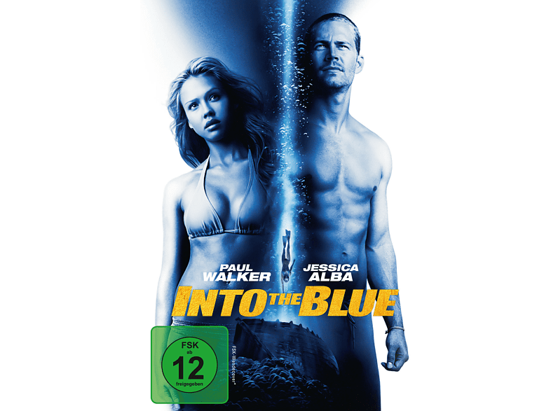 Into The Blue [DVD]