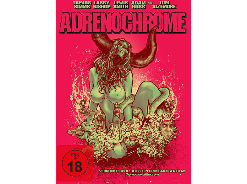 Adrenochrome [DVD]