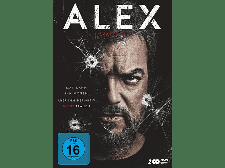 Alex - Staffel 1 [DVD]