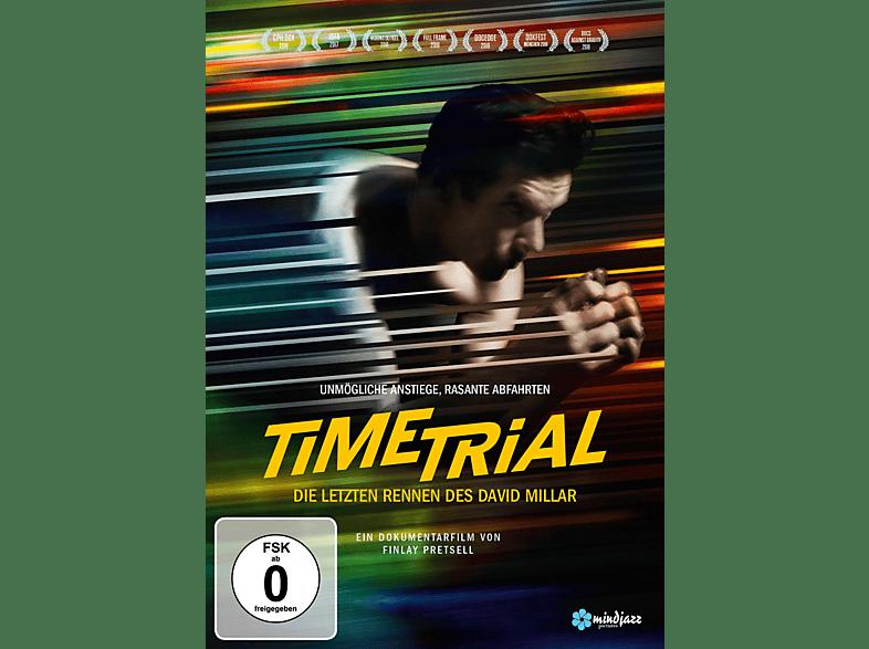 Time Trial - Die letzten Rennen des David Millar [DVD]
