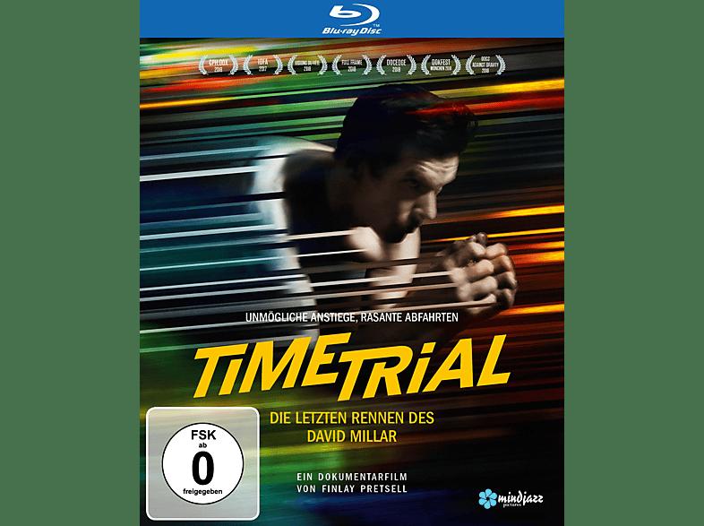 Time Trial - Die letzten Rennen des David Millar [Blu-ray]
