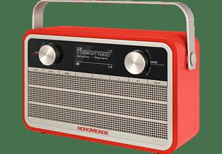 NORDMENDE TRANSITA 120 IR Radio, DAB+, FM, Internet Radio, Rot