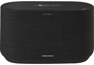 HARMAN KARDON Citation 300 Lautsprecher App-steuerbar, Bluetooth, Schwarz