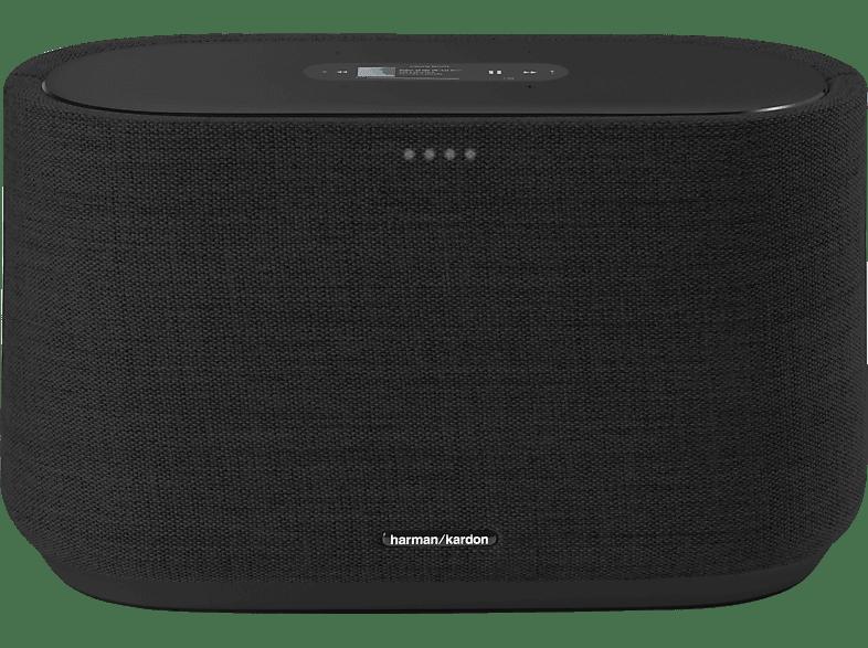 HARMAN KARDON Citation 300 - Smart Speaker (App-steuerbar, Bluetooth, W-LAN Schnittstelle, Schwarz)