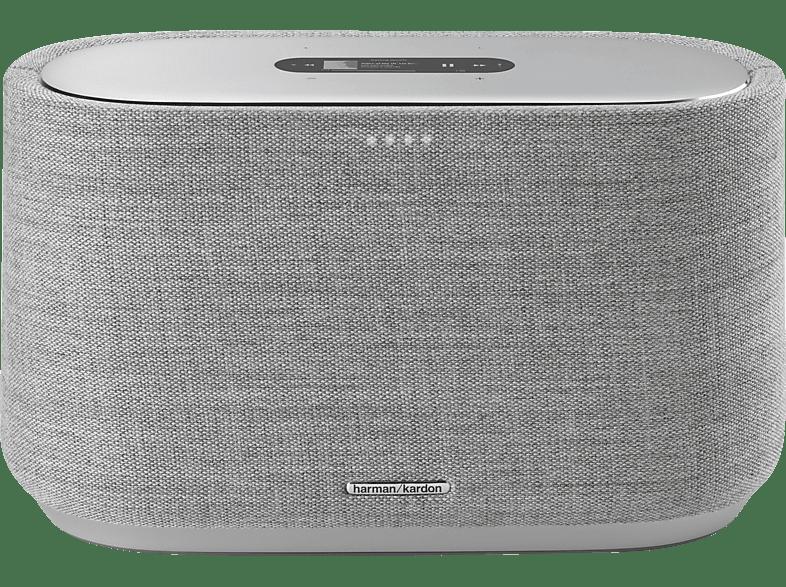 HARMAN KARDON Citation 300 - Smart Speaker (App-steuerbar, Bluetooth, W-LAN Schnittstelle, Grau)