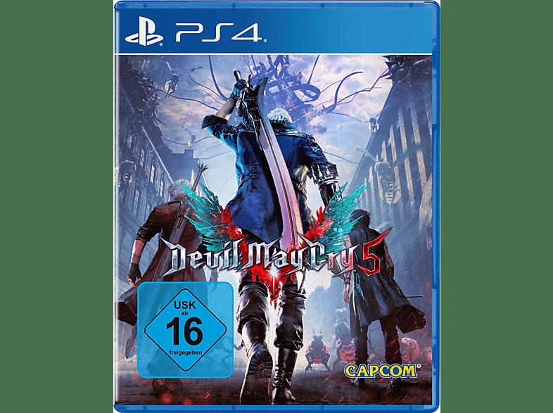 Devil May Cry 5 [PlayStation 4]