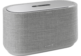 HARMAN KARDON Citation 500 Lautsprecher App-steuerbar, Bluetooth, Grau