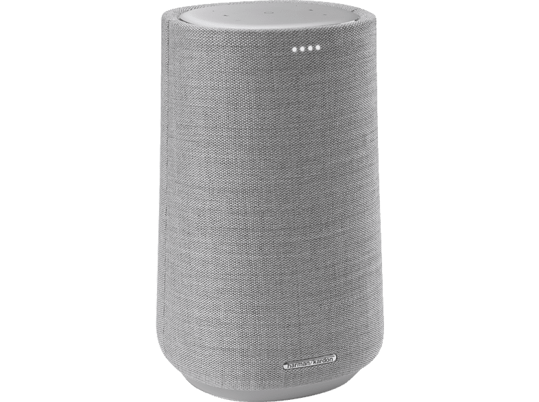 HARMAN KARDON Citation 100 - Smart Speaker (App-steuerbar, Bluetooth, W-LAN Schnittstelle, Grau)