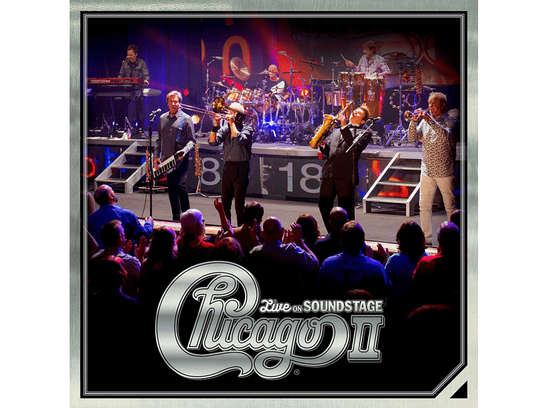 Chicago - CHICAGO II - LIVE ON SOUNDSTAG [CD]