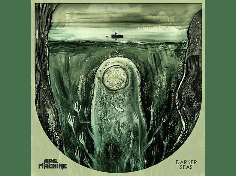 Ape Machine - DARKER SEAS [CD]