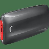 SAMSUNG Portable SSD X5, 1 TB SSD, extern, Schwarz