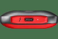 SAMSUNG Portable SSD X5, 2 TB SSD, extern, Schwarz