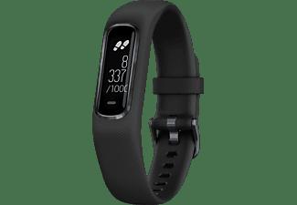 GARMIN Vivosmart 4, Smartwatch, L, Schwarz