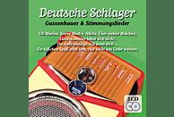 VARIOUS - Deutsche Schlager Gassenhauer & Stimmungslieder [CD]