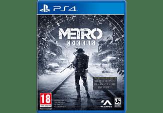 Metro Exodus FR/NL PS4
