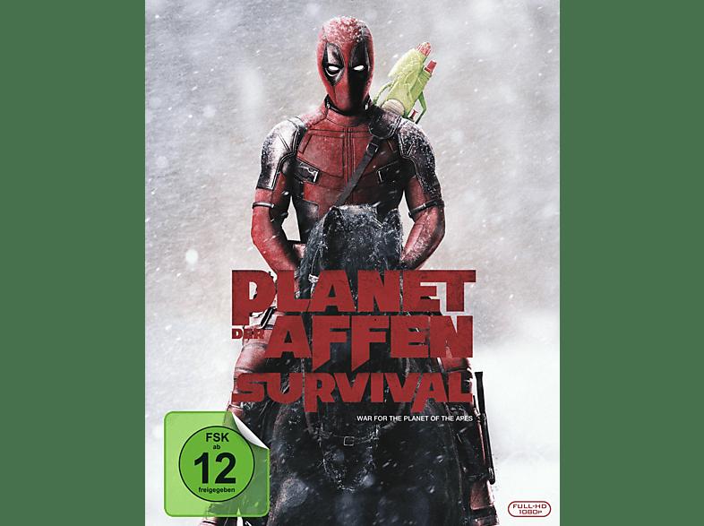 Planet der Affen - Survival (Exklusive Edition) [Blu-ray]