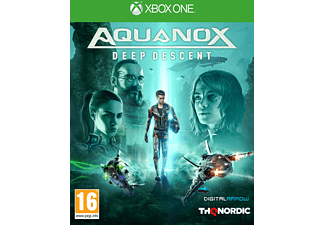 Xbox One - Aquanox Deep Descent /D