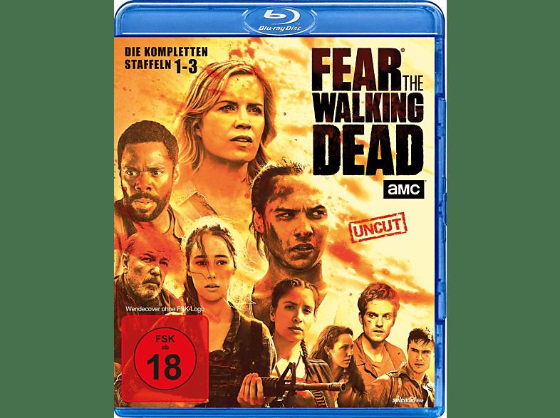 Fear the Walking Dead - Staffel 1-3 [Blu-ray]