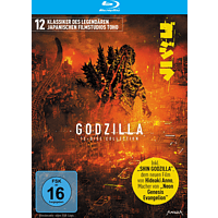 Godzilla - 12-Disc Limited Collection [Blu-ray]