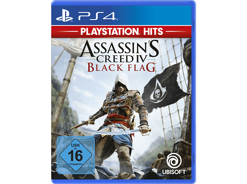 PlayStation Hits: Assassin's Creed IV - Black Flag [PlayStation 4]