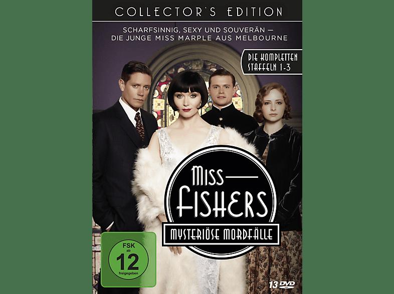 Miss Fishers mysteriöse Mordfälle - Collector's Ed [DVD]