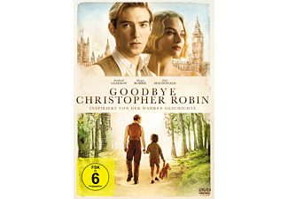 Goodbye Christopher Robin - (DVD)