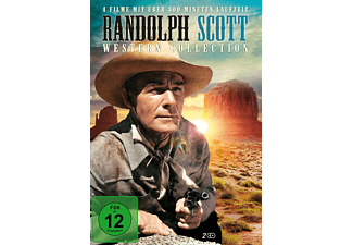 Randolph Scott Western Collection - (DVD)