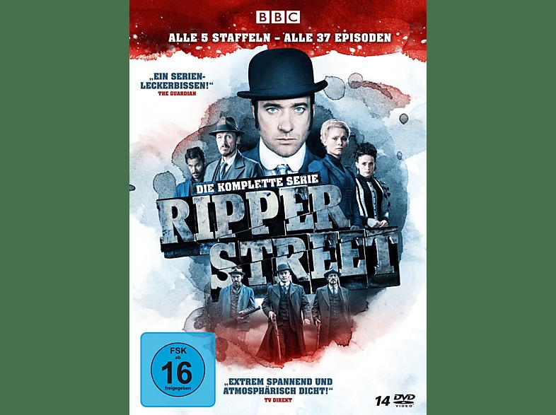 Ripper Street - Die komplette Serie [DVD]