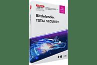 Bitdefender Total Security 1 Gerät / 18 Monate