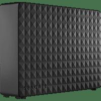 SEAGATE Expansion Desktop, 6 TB HDD, 3,5 Zoll, extern, Schwarz