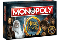 WINNING MOVES Monopoly Herr Der Ringe Brettspiel, Mehrfarbig