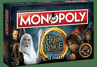 WINNING MOVES Monopoly Herr Der Ringe Brettspiel Mehrfarbig
